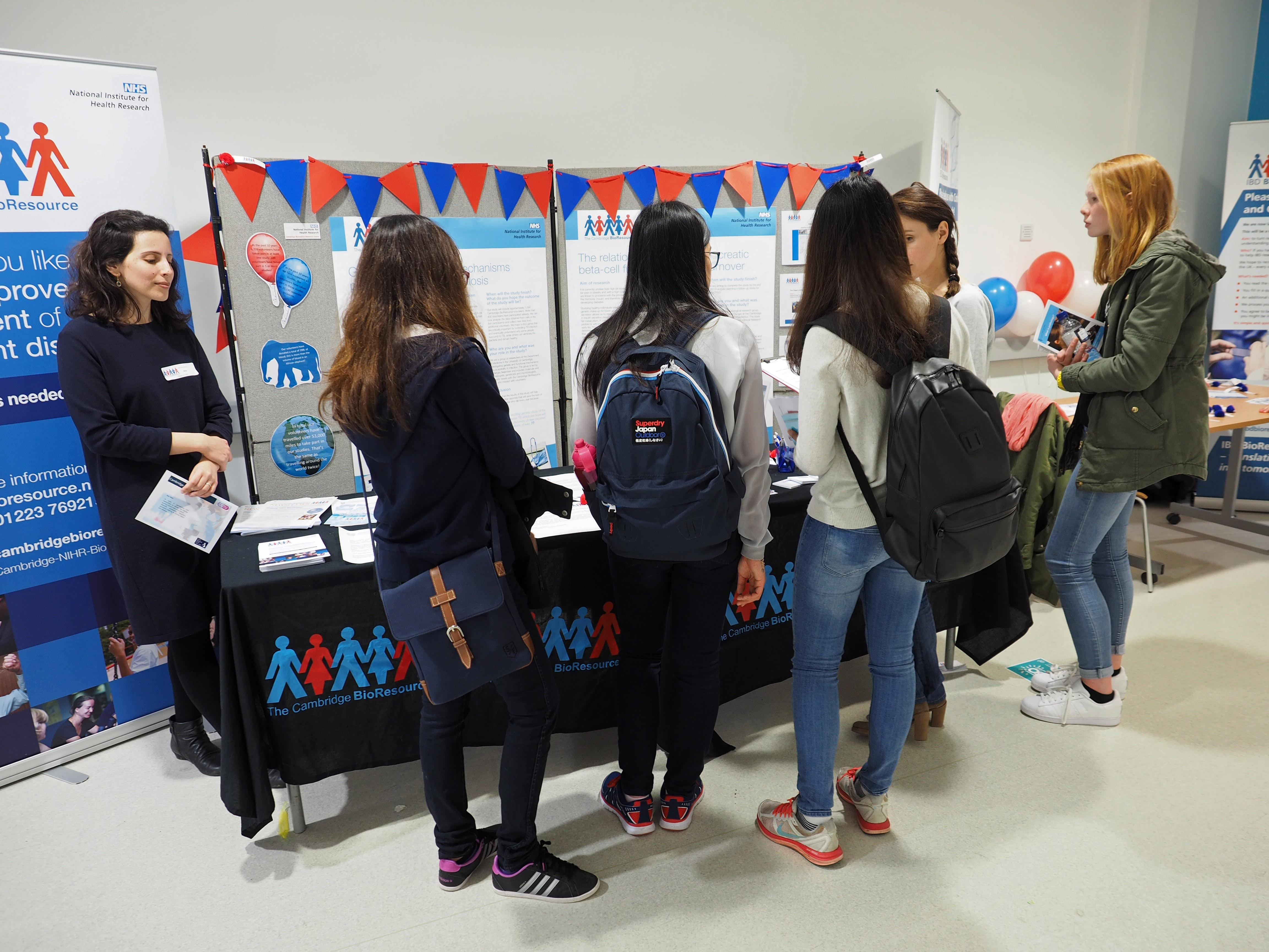 Photos from the 250th Addenbrooke's Anniversary Open Day